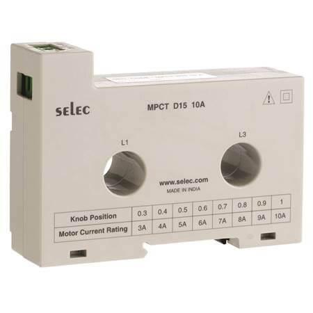 MPCT D15 40A/100mA
