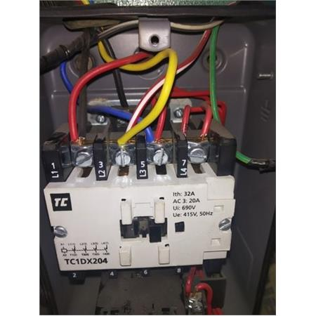 TC1DX204- 4 Pole, AC